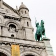 Sacre Cour in Paris, France — Stock Photo
