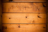 Cedar wood planks — Stock Photo