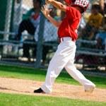 Young baseball batter — Stock Photo #27726707