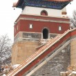 Landscape of Summer Palace in winter — Photo
