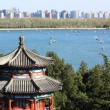 Pavilion in Summer Palace, beijing — Stock Photo