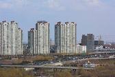 Cityscape of beijing — Stock Photo