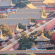 Beijing Forbidden City China — Stock Photo