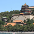 The foxiangge of Summer Palace - Stock Photo