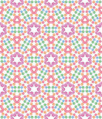 ピンク ・ キャンディとのシームレスなパターン — ストックベクタ