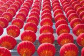 Chinese lantern tang long — Stock Photo