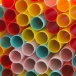 Drinking straws — Foto de Stock