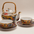 Small tea set  — Stock Photo