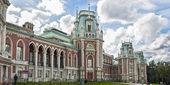 Grand Palace in Tsaritsyno park — Stock Photo