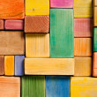 Toy blocks — Stock Photo