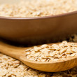 Oat meal — Stock Photo