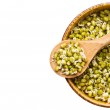 Mung beans sprouts — Stock Photo #43407925
