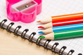 School supplies — Foto de Stock