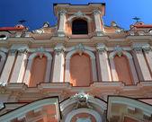 Atractivo del barroco — Foto de Stock