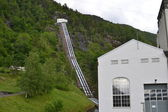 Hydroelecrtric Power in Norway — Stock Photo