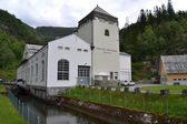 Hydroelectric Power in Norway — Stock Photo