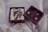 Wedding accessories 2013-2014 — Stock Photo