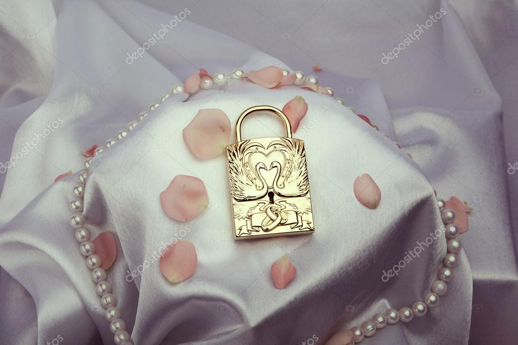 Wedding accessories 2013 — Stock Photo #20471567