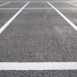 Acres of empty parking spaces — Stock Photo #40514709