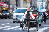 Driver in Tokyo — Stock Photo