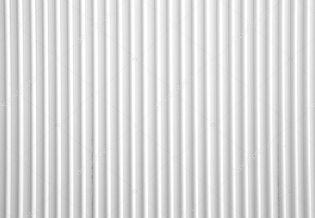 White Corrugated Metal Texture Stock Photo 169 Torsakarin