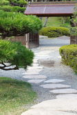 Zen stone path — Foto de Stock
