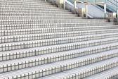 Grey stairs concrete — Foto Stock