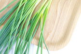 Spring onion — Stock Photo