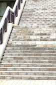 Old Grey stairs concrete — Stock Photo