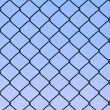 Wire mesh fence — Stock Photo #40691925