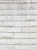Cement modern tiles wall — Stock Photo
