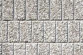 White block stone pattern — Stock Photo