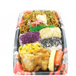 Stock Photo: Japanese ready-made lunchbox, Bento