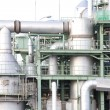 Stock Photo: Petrochemical industrial plant