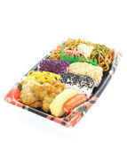 Japanese ready-made lunchbox, Bento — Stock Photo