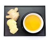 Thé au gingembre — Photo