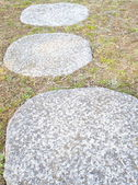 Zen stone path — Photo