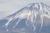 Mountain Fuji in winter season — Stok fotoğraf