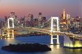 Rainbow Bridge — Stock Photo