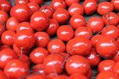 Ceramic cherry — Stok fotoğraf