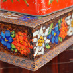 Tin boxes — Stock Photo #23645419