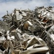 Scrap metal — Stock Photo #24650143