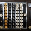 Old cash register — Stock Photo #34644381