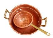 Old pot — Stock Photo