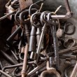 Old keys — Stock Photo #38116523