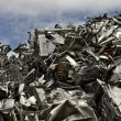 Scrap metal — Stock Photo #41085935