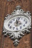Zegar na wieży — Zdjęcie stockowe