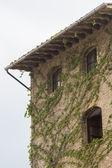 旧楼 — 图库照片