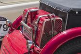 1 mil millas carrera de autos antiguos 15 mes de mayo 2014 — Foto de Stock