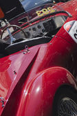 One thousand miles race of vintage car 15 May 2014 — Stockfoto